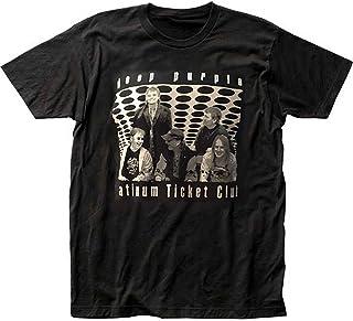DEEP PURPLE ディープパープル - PLATINUM TICKET CLUB/Tシャツ/メンズ 【公式/オフィシャル】