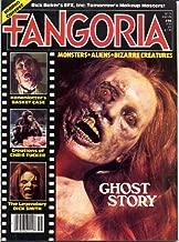 Fangoria Magazine 16 GHOST STORY Rick Baker FX Dick Smith CHRIS TUCKER Basket Case ADRIENNE BARBEAU December 1981 (Fangoria Magazine)