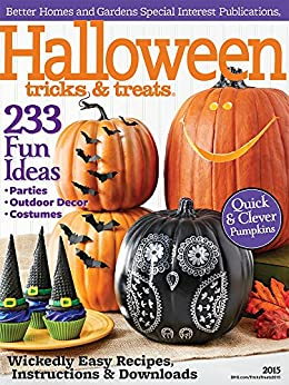 Halloween Tricks & Treats 2015 by [Better Homes and Gardens, Meredith Corporation]