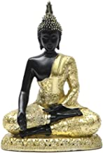 Generic Buddha Statue, Ornaments Sitting Buddha GuanYin Model, Oriental Buddhism Crafts Artwork Collection for Home Office...