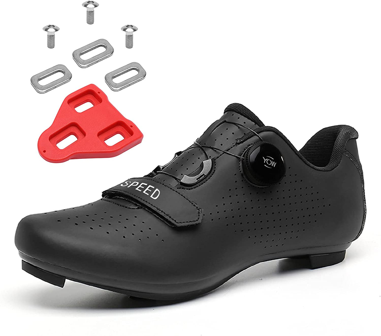 Scurtain trend rank Ranking TOP2 Unisex Mens Womens Road Riding Cycling Bike Shoes