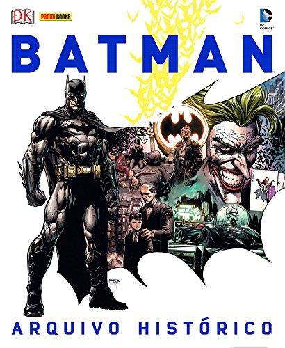 Batman - Arquivo Histórico - Volume 1