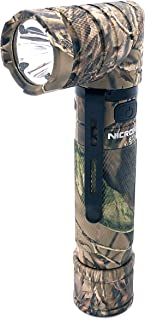 NICRON B70 CREE XP-HI V2 LED 800LM Magnet 90 Rechargeable Twist Flashlight 18650 Charger