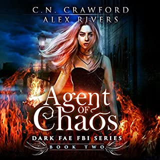 Agent of Chaos cover art