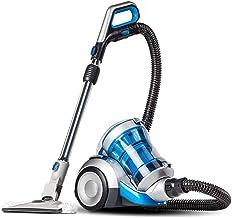 Portable Vacuum Cleaner Household Small Mini Handheld Powerful high-Power Ultra-Quiet Vacuum Cleaner Car Vacuum Cleaner (Color : Blue)