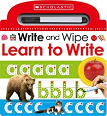 Image of Learn to Write:. Brand catalog list of Scholastic Inc.