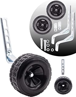 MOLI DEE Bicycle Training Wheels Fits 16 18 20 22 24 inch Kids Bike