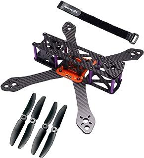 quadcopter aluminum frame design