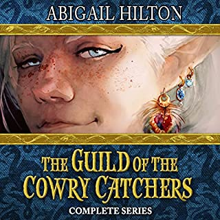 The Guild of the Cowry Catchers audiobook cover art