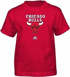 Chicago Bulls Toddler T-Shirt Primary Logo