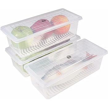 77L Recipiente de almacenamiento de alimentos de plástico ...
