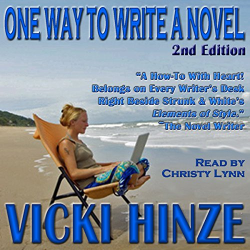 One Way to Write A Novel: Second Edition cover art