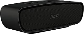 Jam Heavy Metal Stereo Bluetooth Wireless Speaker Black