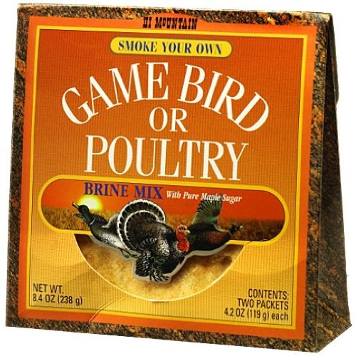 Hi Mountain Game Bird and Poultry Brine Mix