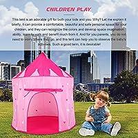 ホットポータブル子供キッズプリンセスプレイテント女の子男の子屋内屋外ゲームテントおもちゃ