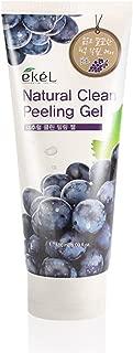 Grape Essence Ekel Natural Clean Peeling Gel Facial Exfoliator