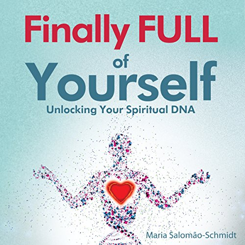 Finally Full of Yourself audiobook cover art