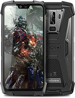 Blackview BV9700 Pro Rugged Unlocked Cell Phones International、デュアルNano SIM 6GB Ram 128GB Rom 4380mAhバッテリー、IP68 / IP69K防水A...