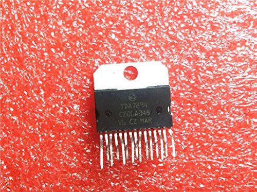 5pcs / lot TDA7294V ZIP15 TDA7294 ZIP 100V - AMPLIFICADOR