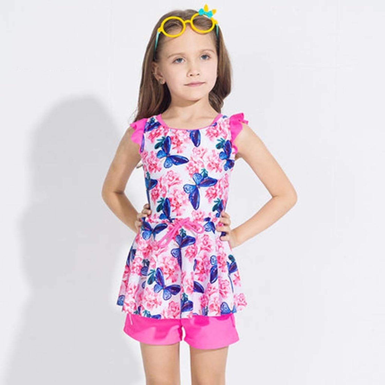 Kinder Badeanzug Mädchen Split Prinzessin Rock Badeanzug 1-3 Jahre B07Q8RNT16  Verkauf Online-Shop