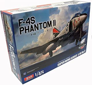 ZKMK29400 1:48 Zoukei-Mura F-4S Phantom II [MODEL BUILDING KIT]