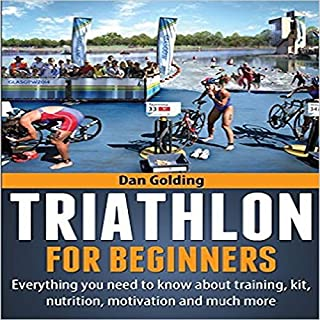 Triathlon for Beginners cover art