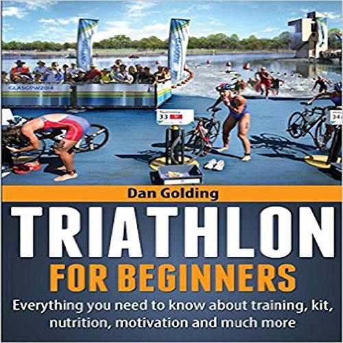 Triathlon for Beginners audiobook cover art