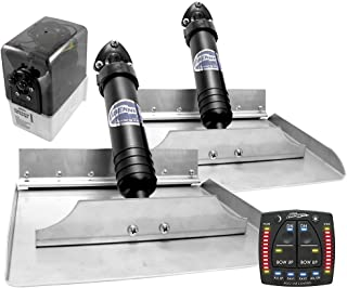 Bennett 1212ATP Hydraulic Trim Tabs w/Auto Trim Pro