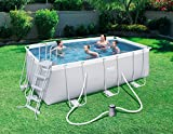 Zoom IMG-2 bestway 56456 piscina power steel