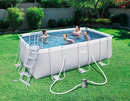 Bestway Frame Pool Power Steel Set 412x201x122 cm - 3