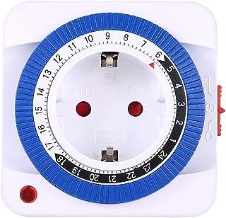 Ballylelly 24 Horas Enchufe Mecánico Interruptor de