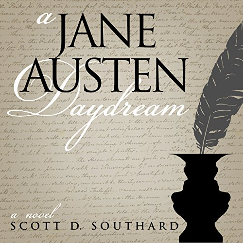A Jane Austen Daydream audiobook cover art