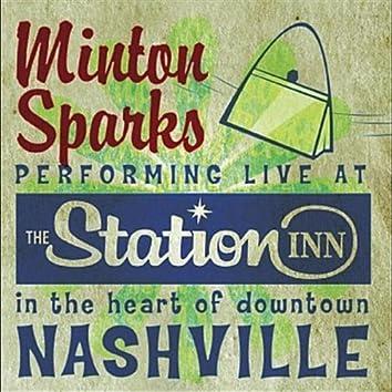 Minton Sparks Live at the Station Inn