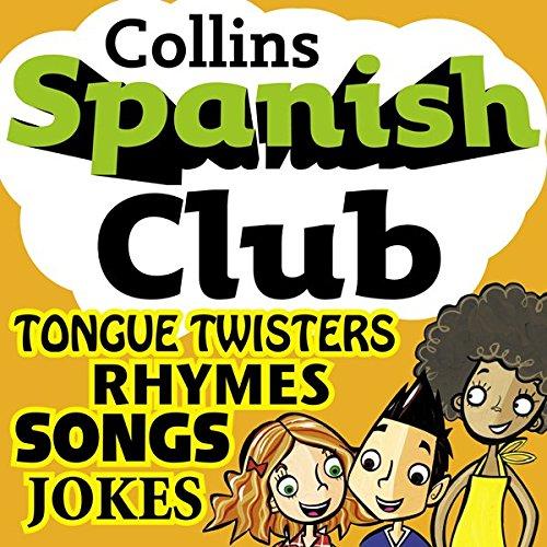 Spanish Club for Kids cover art