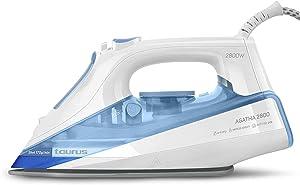 Taurus 918984000 Agatha Steam Iron, 2800 w - White and Blue