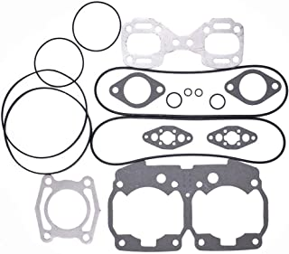 WFLNHB New Top End Gasket & O-Ring Kit 1996 1997 96 97 for SeaDoo GSX GTX XP 787 800