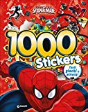 1000 stickers Ultimate Spider-man