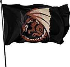 JXXO Safi'jiiva Flag,Outdoor Garden decorates Grommzets Tough Durable Fade Resistant for All Weather Outdoor