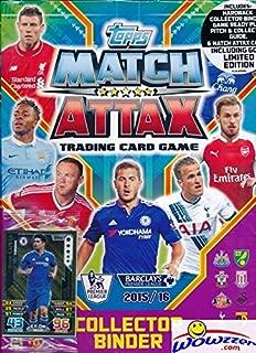 Best match attax cards 2015 16 Reviews