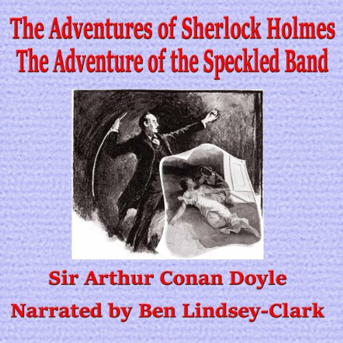 The Adventure of the Speckled Band audiobook cover art