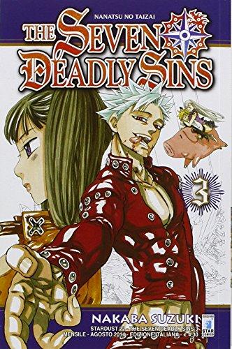 The seven deadly sins (Vol. 3)