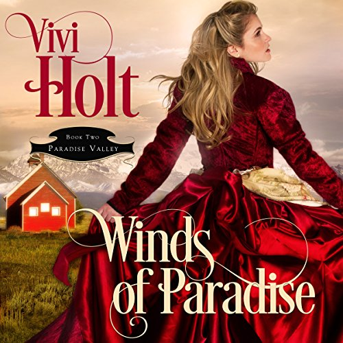 Winds of Paradise audiobook cover art