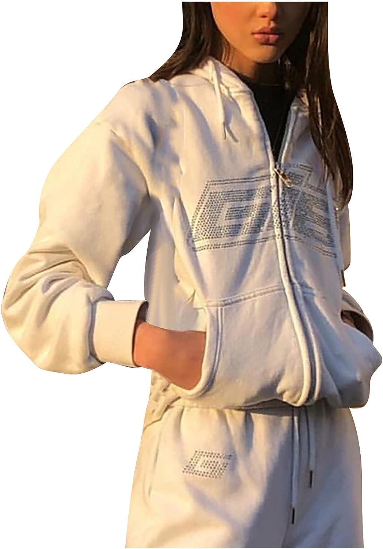 Women Autumn Lightweight Gothic Dark Loose Print Casual Full-Sleeve Tops Hooded Coat Raincoat