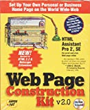 Web Page Construction Kit V 2.0