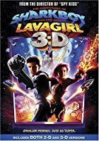 The Adventures of Sharkboy and Lavagirl in 3-D also includes 2d version