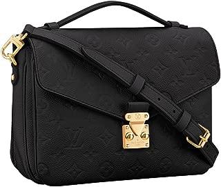 Monogram Empreinte Leather Pochette Metis Handbag Article: M41487 Made in France
