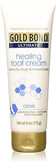 Gold Bond Ultimate Healing Foot Cream, Pack of 4
