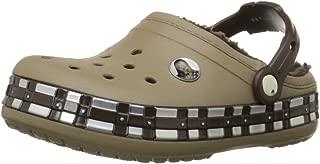 Crocs Kids' Crocband Star Wars Chewbacca Lined Clog