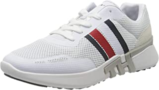 Tommy Hilfiger Lightweight Corporate TH Runner, Scarpe da Ginnastica Basse Uomo