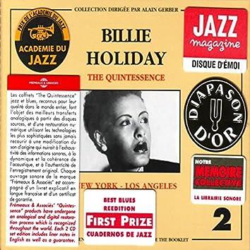 Billie Holiday Quintessence, Vol. 2: New York Los Angeles1934-1946